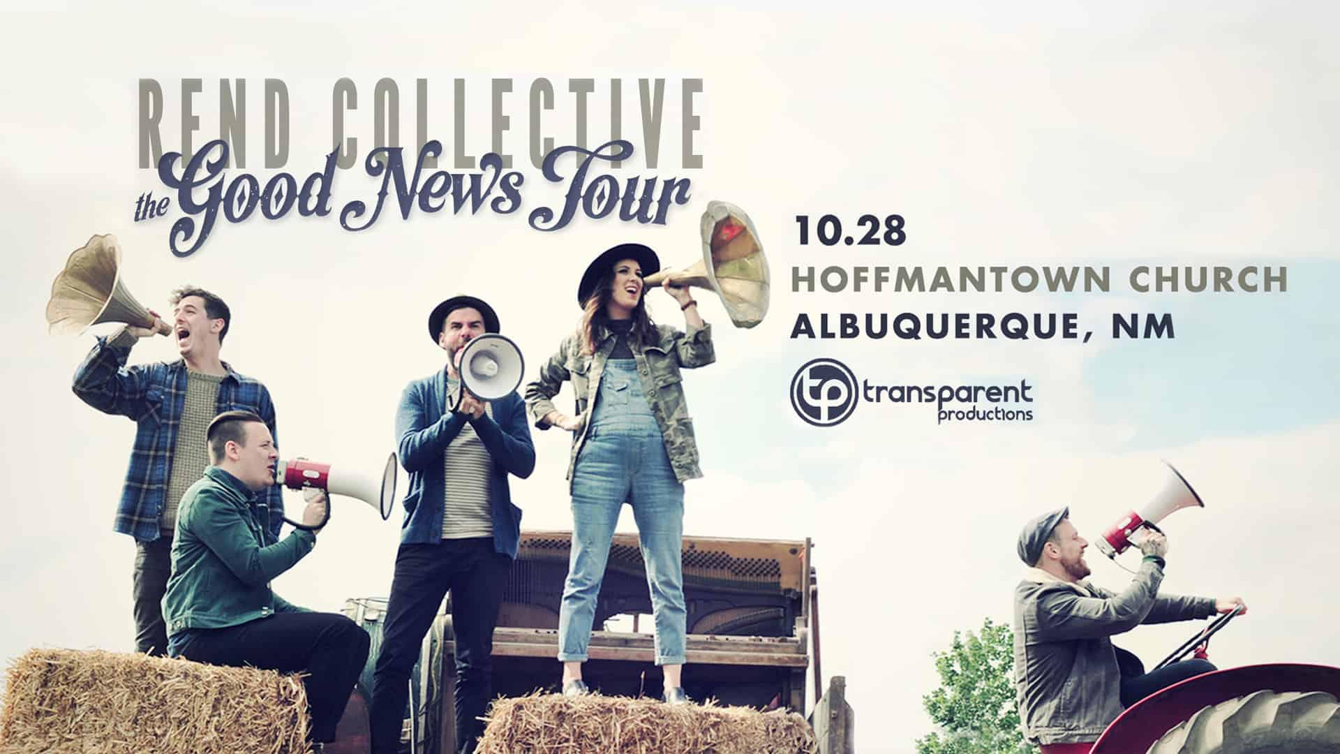 Rend Collective in Albuquerque