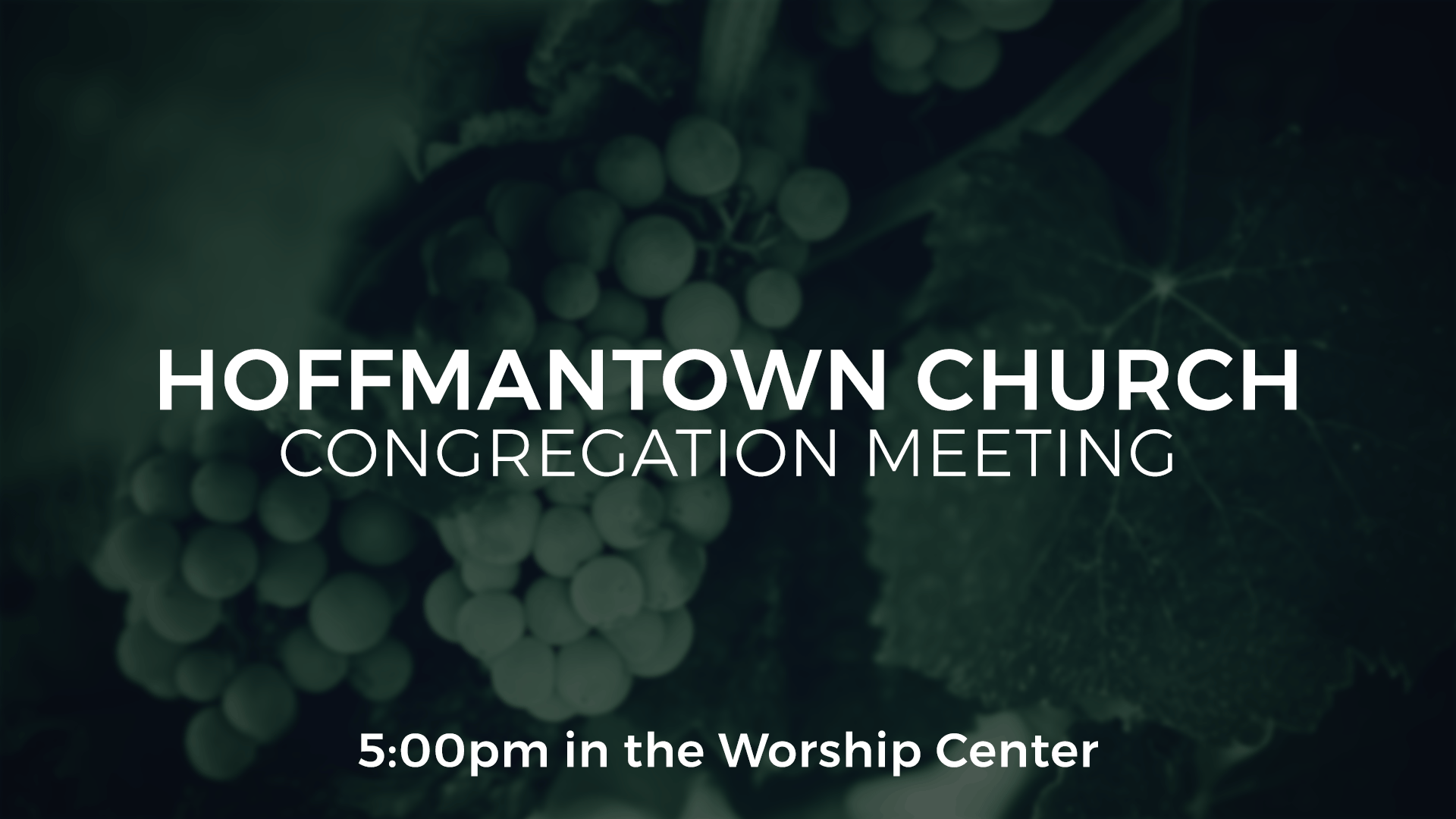 congregationmeeting-5pm