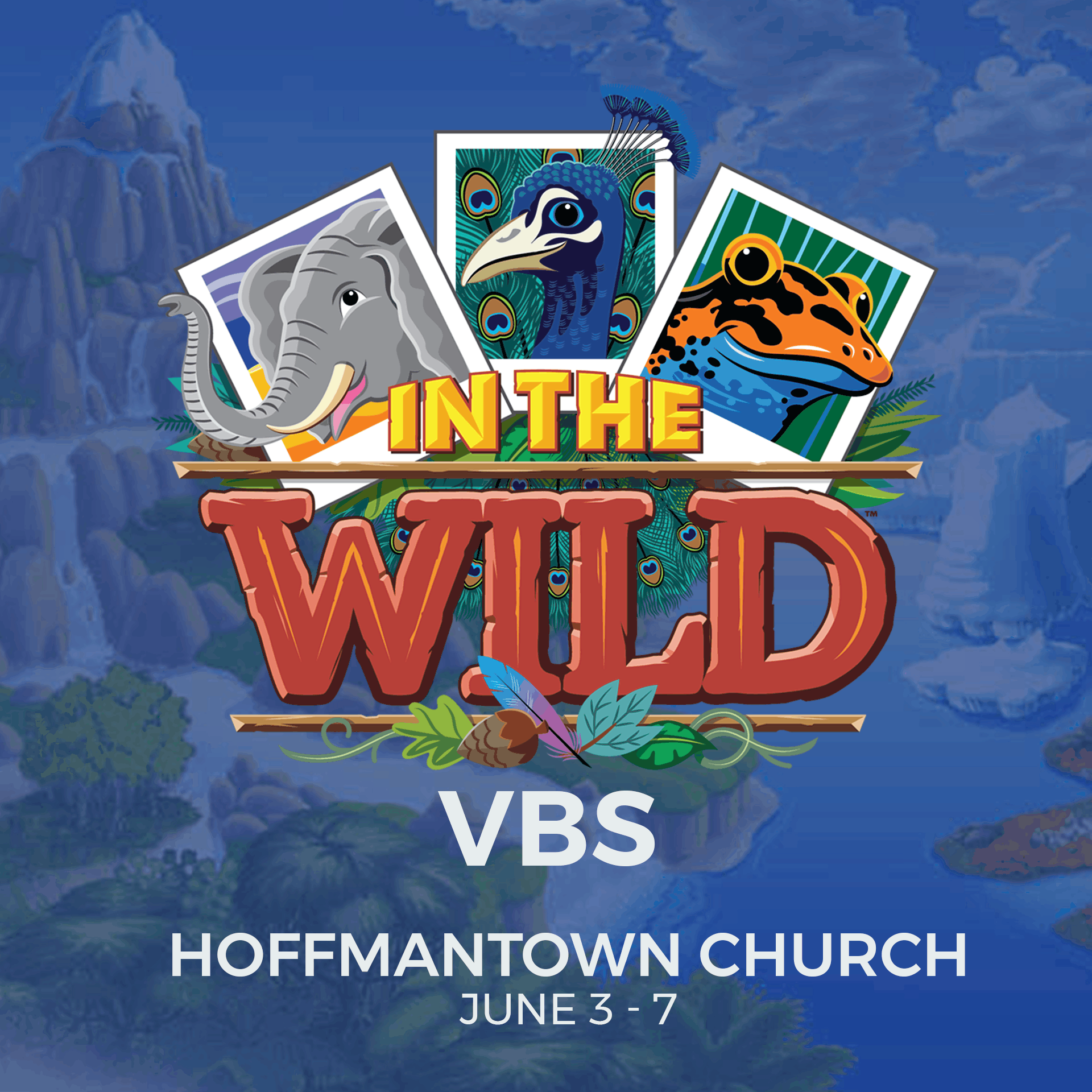 Hoffmantown VBS Share Graphic