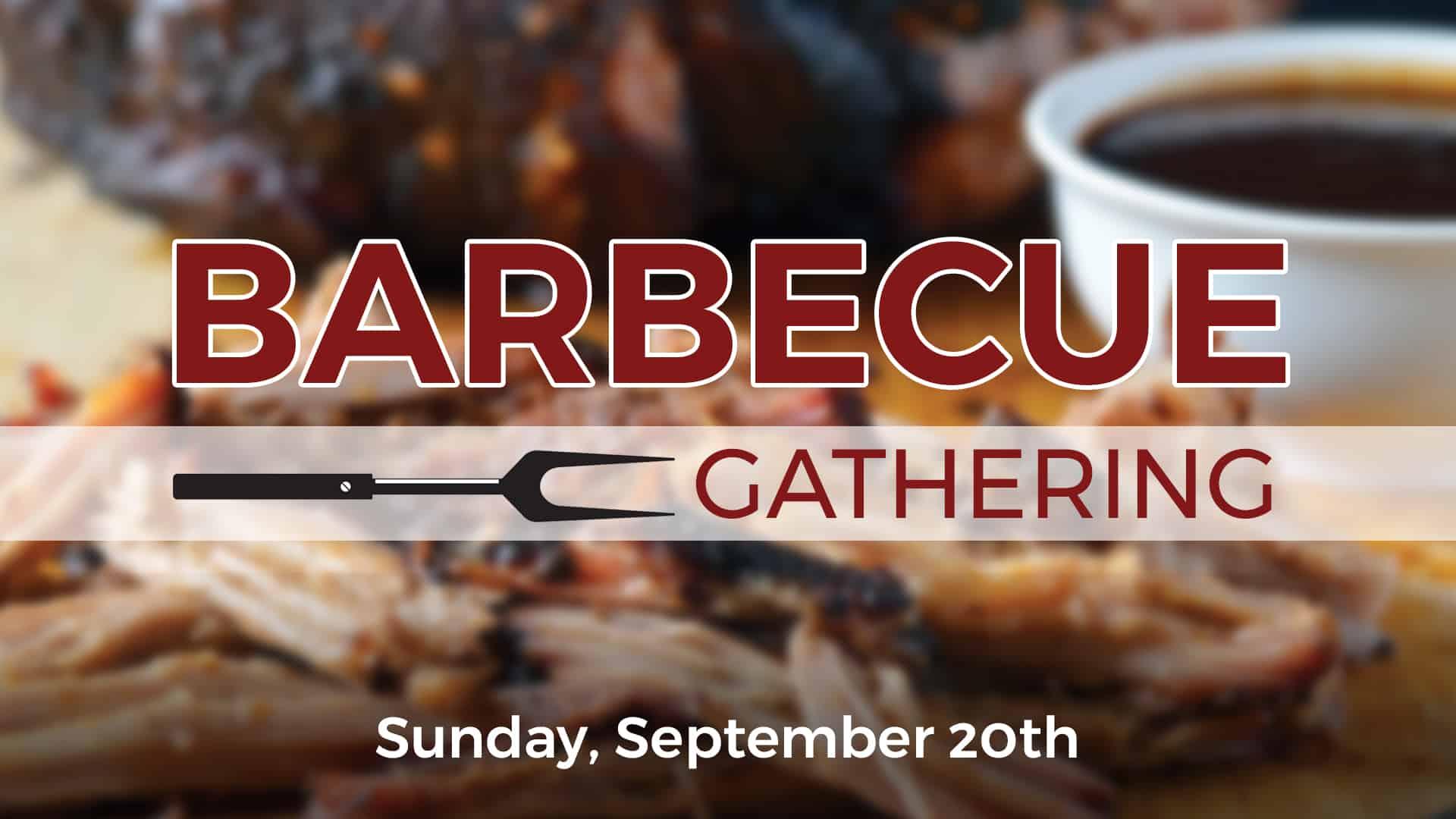 BBQ-Gathering